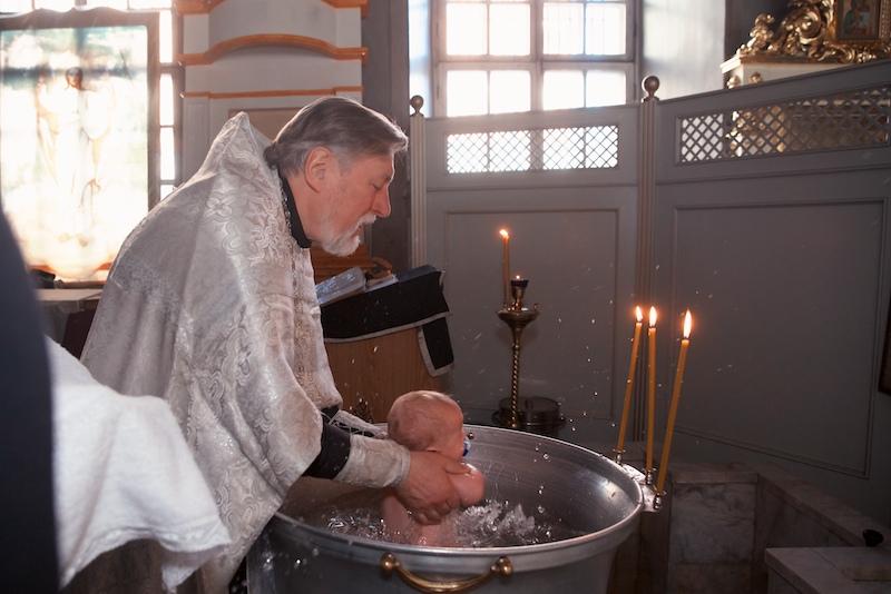 Фотограф на крещение, фотограф на крестины